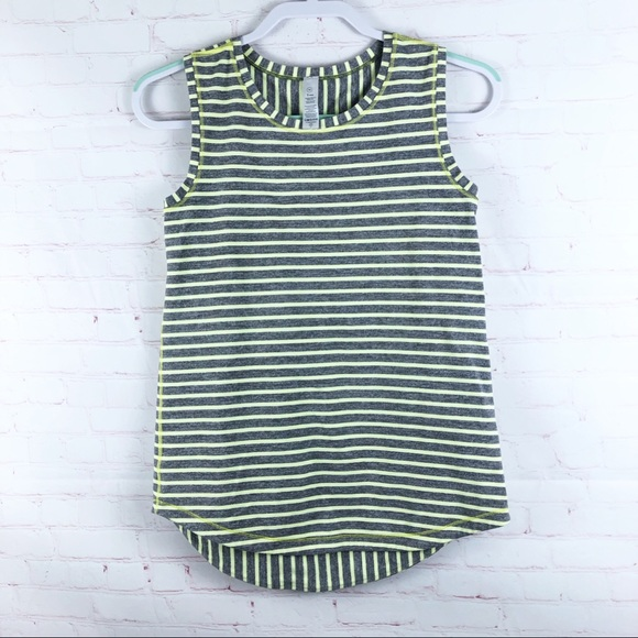 Ivivva Other - Ivivva Striped Tank Top